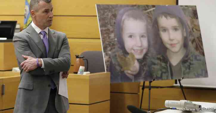 Jury rules Washington state liable in Susan Cox Powell boys' deaths