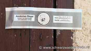Hechingen - Tote Frau in Steinäckersiedlung gefunden - Schwarzwälder Bote
