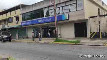 Cojedes | Banco Provincial de San Carlos tiene tres semanas cerrado, denuncian usuarios - El Pitazo