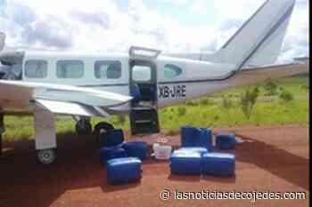 GNB incautó narcoaeronave que aterrizó de emergencia en Tinaco Cojedes - Las Noticias de Cojedes