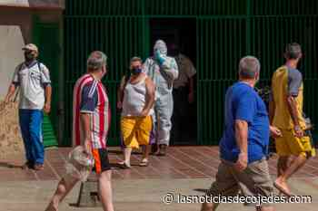 Venezuela supera los 11mil casos de coronavirus - Las Noticias de Cojedes