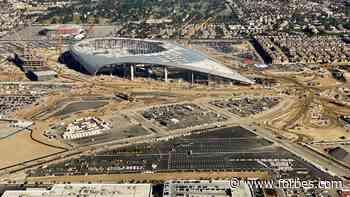 LA Rams' New $5 Billion Stadium Triggers Complaints Of Gentrification In Inglewood - Forbes