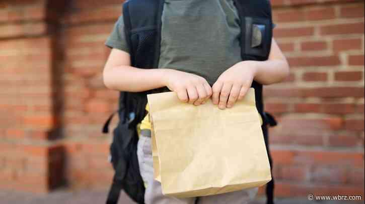 EBR schools to offer grab-n-go meals starting Aug. 10