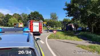 Motorradfahrer in Twist-Neuringe schwer verletzt - noz.de - Neue Osnabrücker Zeitung