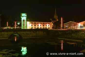 Des tests lumière concluants et prometteurs : Mairie de Niort - Vivre à Niort