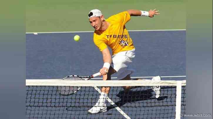 Former LSU tennis player Oliver 'Bear' Borsos dies at 29