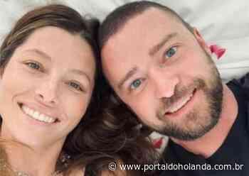 Jéssica Biel dá à luz em sigilo a segundo filho com Justin Timberlake - Portal do Holanda