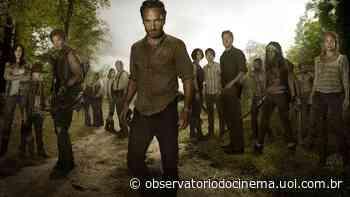 Atriz de The Walking Dead dá à luz e revela fotos da filha; veja - Observatório do Cinema