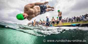Internationale Wettkämpfe: In der Aggertalsperre wird um Meistertitel geschwommen - Kölnische Rundschau