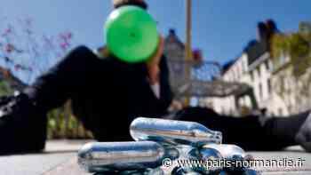 Le maire de Vernon dépose un arrêté pour interdire la vente de gaz hilarant aux mineurs - Paris-Normandie