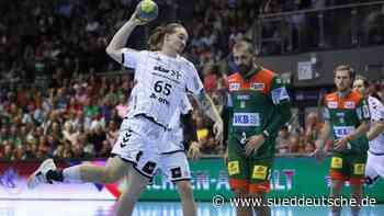 Nilsson überraschend vom THW Kiel zu den Löwen - Süddeutsche Zeitung
