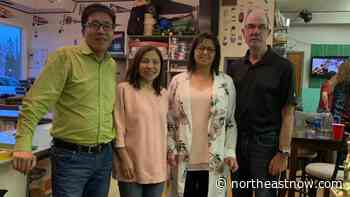 China to Tisdale: Family celebrates first year in Saskatchewan and the bowling industry - northeastNOW