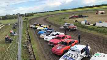 Tisdale Motor Speedway completes first race during coronavirus pandemic - northeastNOW