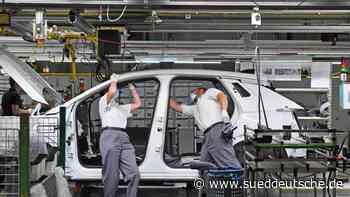 Serienfertigung für weitere Opel-Hybridvariante in Eisenach - Süddeutsche Zeitung