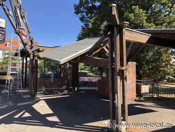 Bushaltestelle Schillerpark - Update - www.wiwa-lokal.de
