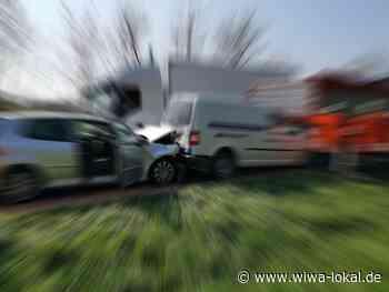 Walldorf BAB 5 : Drei leichtverletzte Personen und über 100.000 Euro Sachschaden nach Auffahrunfall - www.wiwa-lokal.de
