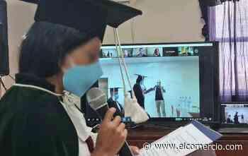 Privados de libertad se graduaron en cárceles de Ambato, Latacunga, Riobamba y Alausí - El Comercio (Ecuador)