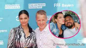 """""""Finden's bäh"""": Oli & Amira dissen Harrison-Geburtsbericht - Promiflash.de"""