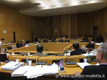 Debiti fuori bilancio, varianti al piano regolatore generale martedì 4 agosto al Consiglio Comunale di Molfetta - Quindici - Molfetta