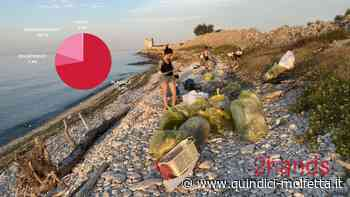 Nessuno protegge Torre Calderina a Molfetta: ci pensano i volontari di 2hands - Quindici - Molfetta