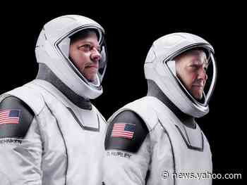 Meet Doug Hurley and Bob Behnken, 2 'badass' astronauts, engineers, and dads who are flying SpaceX's Crew Dragon back to Earth this weekend