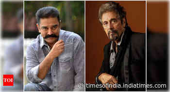Kamal Haasan is India's Al Pacino, says DOP Rathnavelu - Times of India