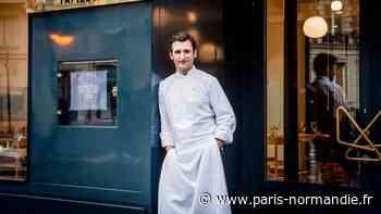 Série d'été. Leur carrière après le départ de Pont-Audemer : Christophe Saintagne, chef cuisinier à Paris - Paris-Normandie