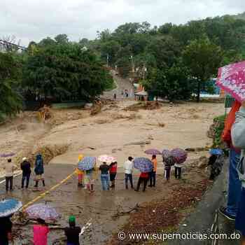 En el Municipio de Guayabal de Azua, los moradores claman por la rápida intervención de las autoridades - supernoticias.com.do