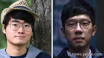 Hong Kong 'seeking arrest' of fleeing activists