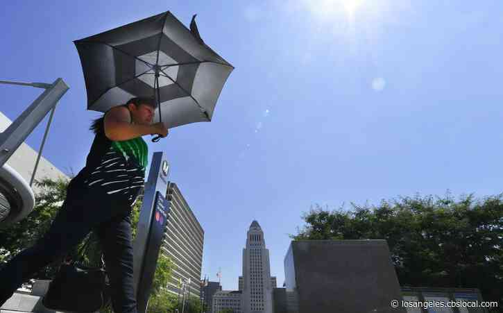 Cooling Centers To Open Throughout LA County As Temperatures Rise