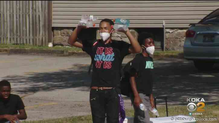 Mom Says Edgewood Police Told Her 13-Year-Old Son To Leave Roadside Where He Sells Water