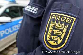 Fahrzeugkontrolle mündet in Untersuchungshaft - Emmendingen - Badische Zeitung