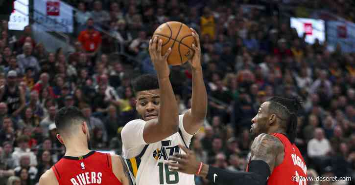 In the NBA bubble, the young players at the end of the Utah Jazz bench are more important than ever