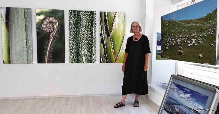 Heidelberg:  Neuseeländer Fotografien von Andrea Lossen in der Gedok-Galerie