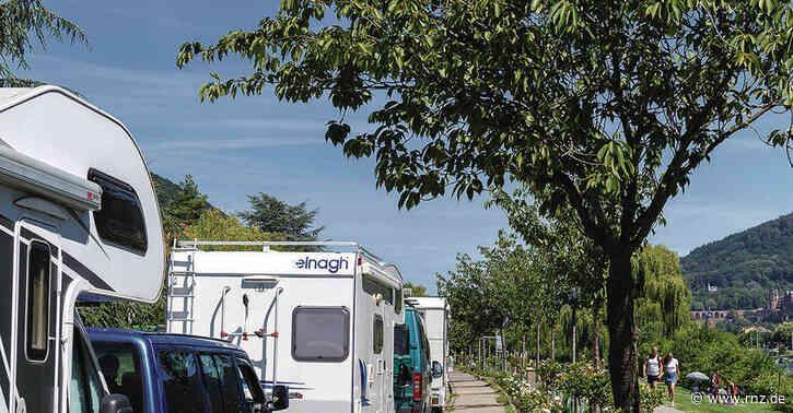 "Campen in Heidelberg:  ""Deutschlandtournee"" statt ""Tour de France"""