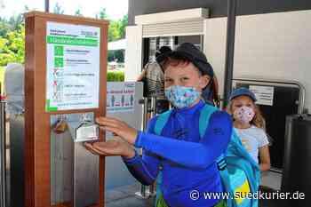Keine Extraportion Chlor im Wasser wegen Corona-Viren | SÜDKURIER Online - SÜDKURIER Online