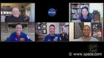 William Shatner of 'Star Trek' fame hints at a private trip to space - Space.com