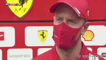 Formel 1 Video: Sebastian Vettel analysiert das Freie Training - Sky Sport