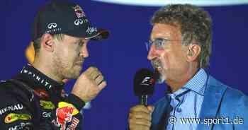 Formel 1: Sebastian Vettel zu Racing Point? Eddie Jordan rät davon ab - SPORT1