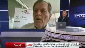 Formel 1 Video: Norbert Haug über den geplatzten Traum von Sebastian Vettel - Sky Sport