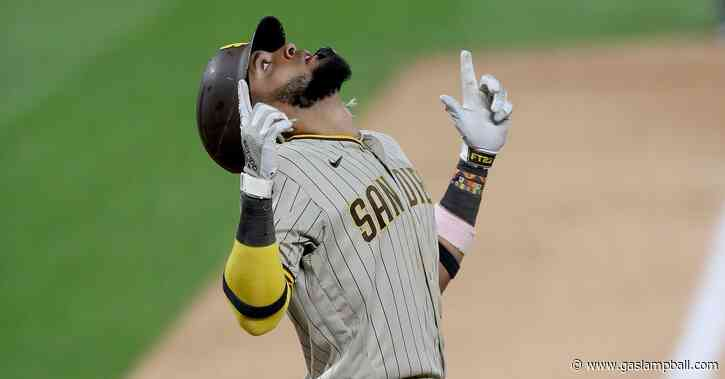 Padres rally in ninth to defeat Rockies