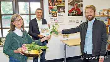 Staffelstabübergabe in der Stadtverwaltung Neukirchen-Vluyn - NRZ