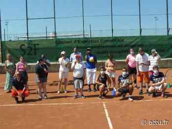 Eure. Tennis pour tous : une journée dédiée au sport adapté à Gisors - actu.fr