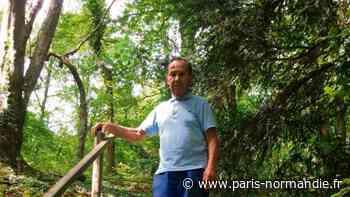 Entre Vernon et Gisors, Christian Wasylyszyn est l'ange gardien des sentiers de randonnées - Paris-Normandie