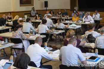 Les vice-présidents élus au conseil communautaire d'ACCM - Arles info