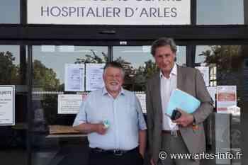 L'avenir du Centre Hospitalier Joseph-Imbert - Arles info