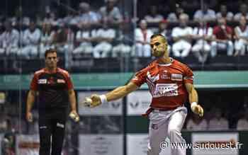 Pelote basque : les champions à main nue ouvrent le bal à Hasparren vendredi - Sud Ouest