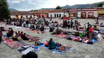 Abarrotan ambulantes San Cristóbal - Diario de Chiapas