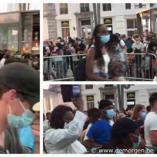 Van Ranst boos over opeengepakte treinreizigers in station: 'Beste toeristen, Oostende was een ramp'