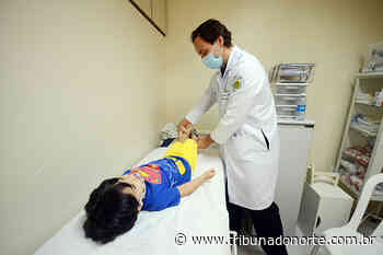 Hospital Infantil Varela Santiago oferece serviços de Ortopedia - Tribuna do Norte - Natal